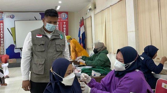 Serikat Mahasiswa Muslimin Indonesia Lakukan Percepatan Vaksinasi