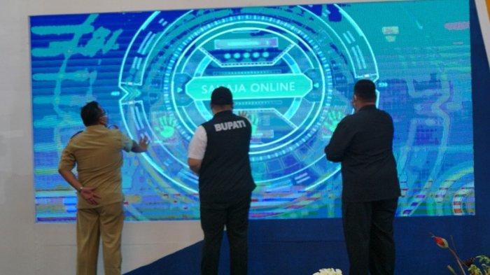 Aplikasi Sahaja Online Mudahkan Layanan Pendudukan dan Sipil Warga Kabupaten Kediri