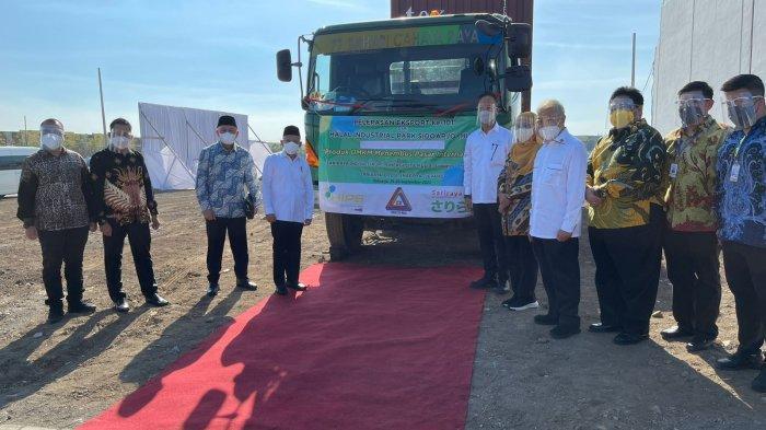Ekspor Produk Halal UMKM Dilepas Perdana Dari Kawasan Halal Industrial Park