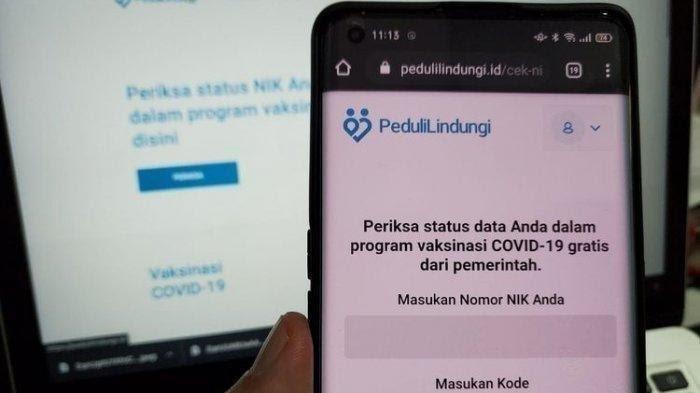 Marak Jasa Cetak Kartu Vaksin, Waspadai Penyalahgunaan Data Diri
