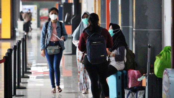 Syarat Dan Aturan Baru Naik Kereta Api Masa PPKM Level 4 Diperpanjang, Wajib Tunjukkan Kartu Vaksin