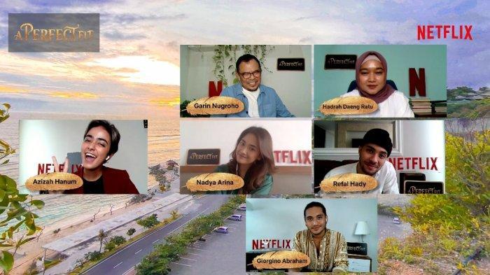 Sudah Tayang di Netflix, Film A Perfect Fit Hadirkan Kisah Cinta bak Dongeng dengan Latar Bali