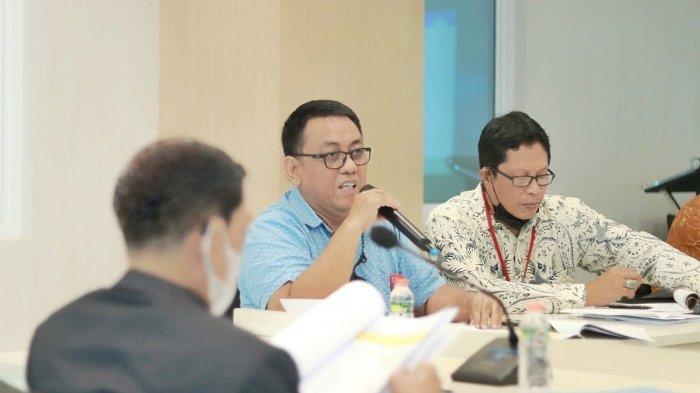 Ketua KPPR Untag Surabaya, Supangat