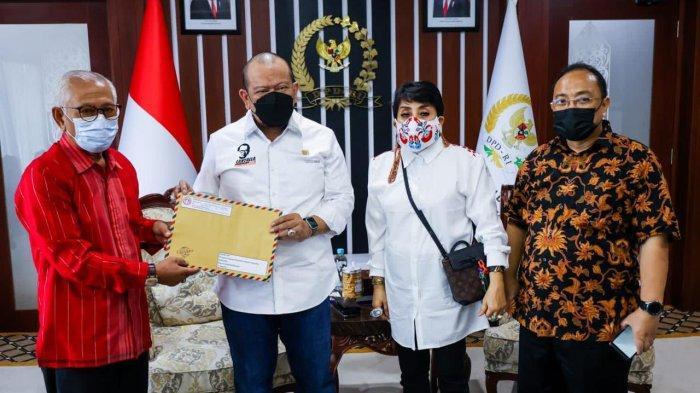 Perkumpulan Penghuni Tanah Surat Ijo Surabaya Minta Dukungan DPD RI
