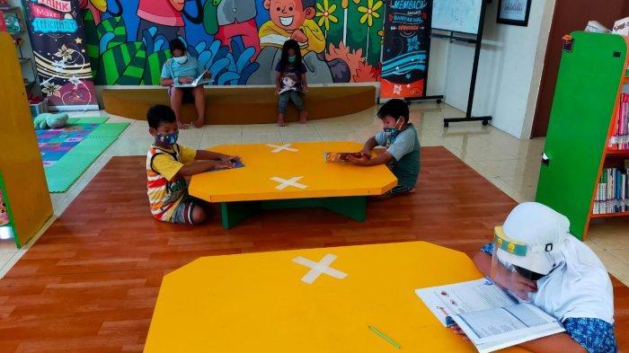 Layanan Taman Baca di Surabaya Akan Dibuka Bertahap
