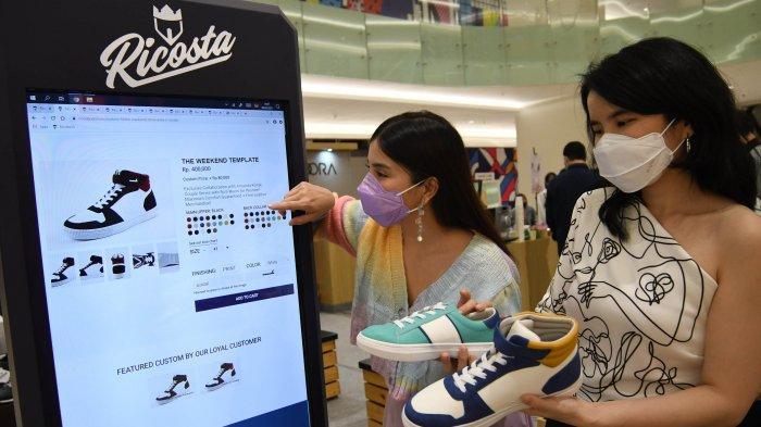 Tampil Makin Personal dengan Sepatu Custom