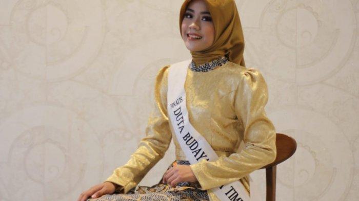 Tantri Dena Ambiko Sabet Best Intelegensia Duta Budaya Jatim 2021