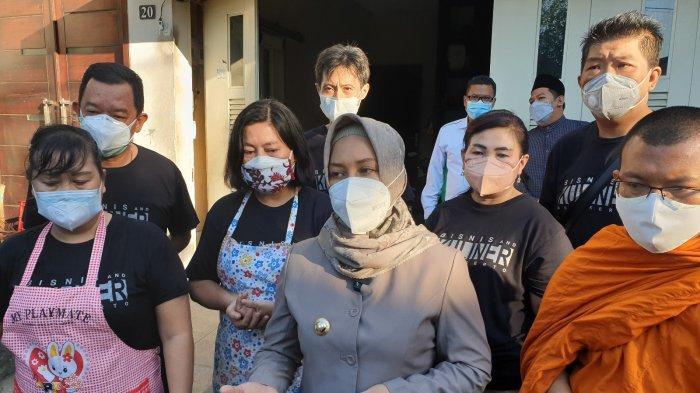 ASN Kota Mojokerto Sisihkan Gaji Bantu Warga Terdampak Pandemi Covid-19