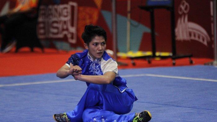 Cabang Olahraga Wushu Sumbang 1 Perak Dan Dua Perunggu Untuk Jatim