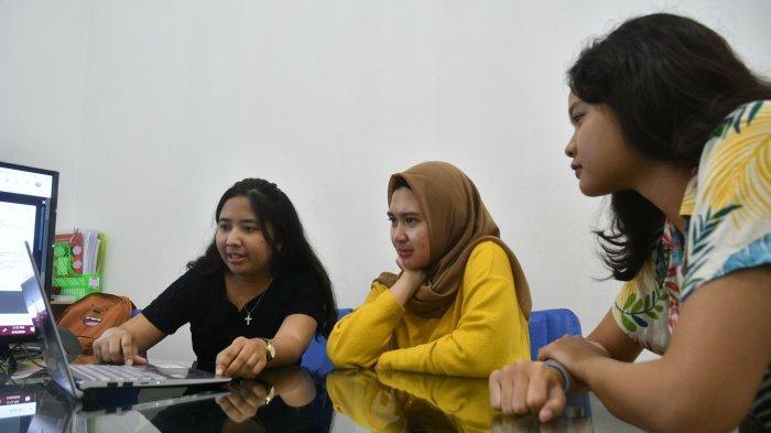Aktif di Komunitas Start Up hingga Narasumber Talkshow Jadi Cara Cynthia Cecilia Kenalkan Jobhun