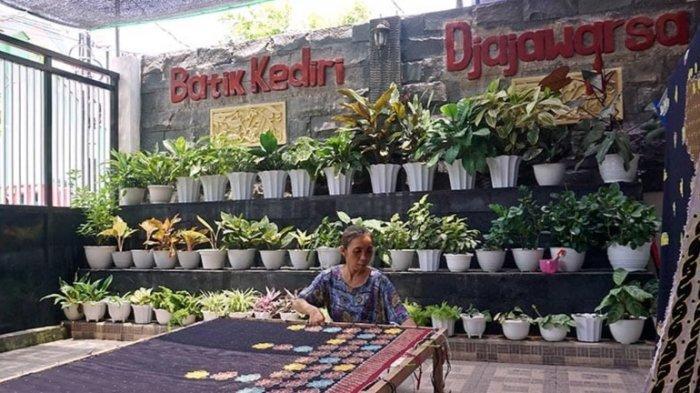 Batik Corner Cara Kota Kediri Pulihkan Usaha Batik Terdampak Pandemi Covid