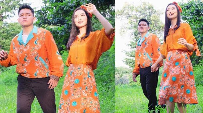Lambangkan Kemakmuran, Batik Motif Semanggi Karya Embran Nawawi Ramaikan Musim Panas