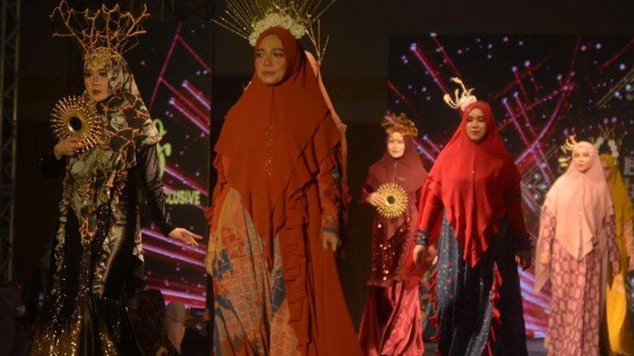 Tampil Cheerful dan Anggun dalam Balutan Busana Syari Qaireena Luxury X Sarkis Exclusive