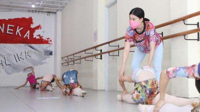Perjalanan Claresta Alim Pendiri Indonesia Dance Company, Sejak Bayi Sudah Kenal Balet