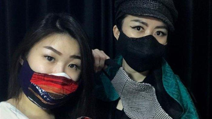 Desainer Elizabeth Njo Luncurkan Masker Cup Berlapis Foam, Tebal Tapi Nyaman dan Fashionable
