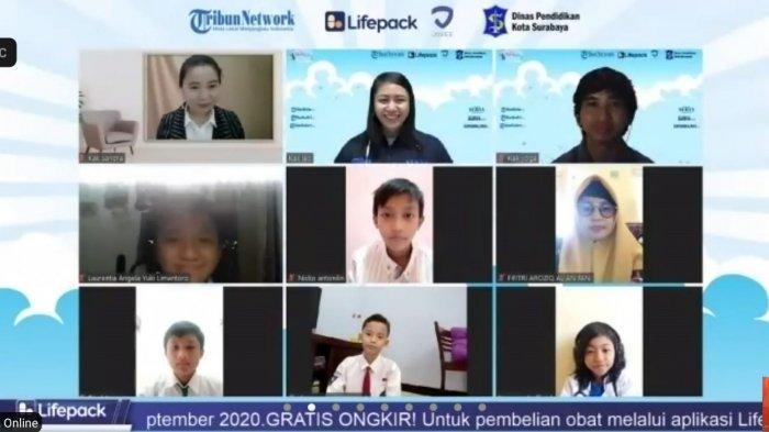 Dokter Cilik Batch 2020 Bersama Lifepack dan Jovee Umumkan 3 Pemenang Lomba Menulis