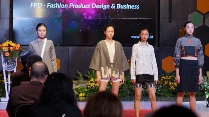 Fashion Product Design Universitas Ciputra Luncurkan Busana Loose Fit Anti-Microbial