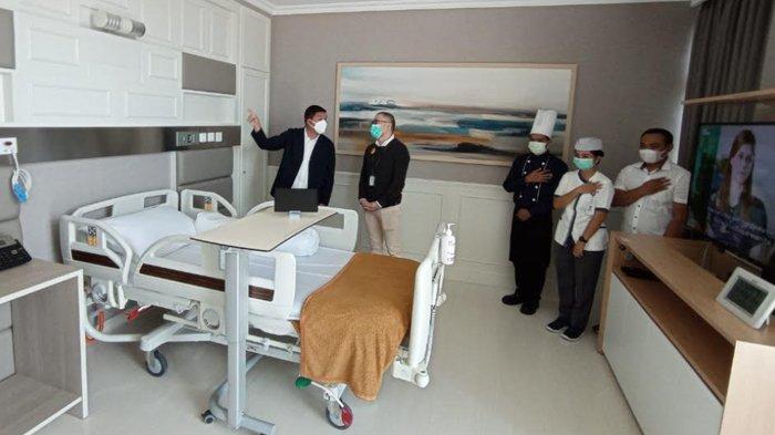 Dibanderol Rp 12 Juta per Malam, Kamar Rawat Inap National Hospital ini Tawarkan Teknologi Canggih