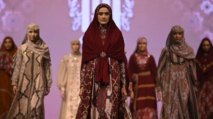 Style Bohemian Tapi Tetap Sya'ri Jadi Pilihan Desainer Gita Orlin