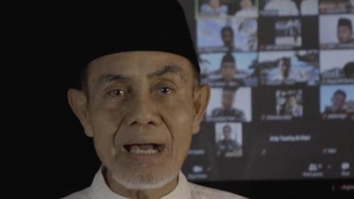 Jelang Ramadhan, Pengasuh Pondok Gontor, KH Hasan Rilis Lagu