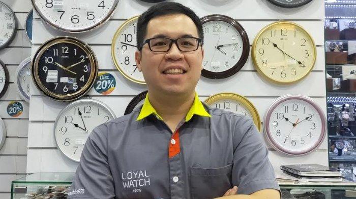 Kiprah Lucky Chandra Geluti Bisnis Loyal Watch 1975: Sejak Kecil Sudah Akrab Dengan Jam Tangan