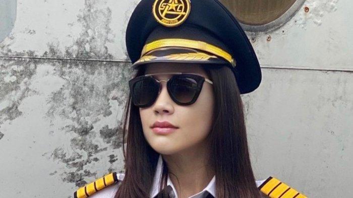 Luxie Diandra Ajak Para Wanita Jadi Kartini Udara Indonesia