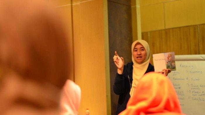 Lydiawati MZ Soroti 4 Hal Penting dalam Mendidik Anak Penyandang Autis
