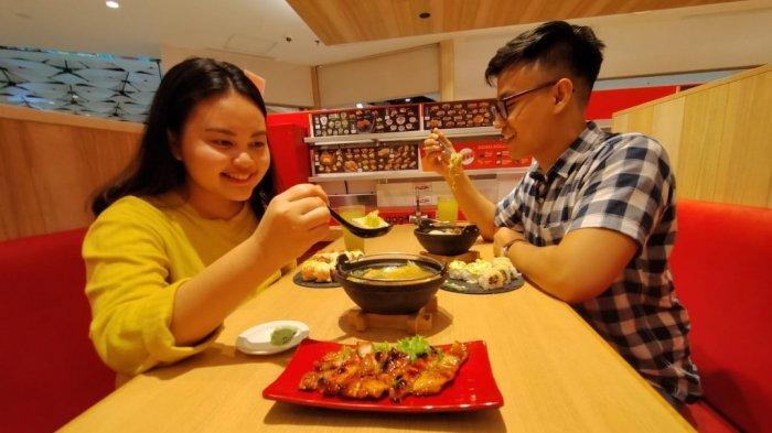 New Bento Series di Genki Sushi Kini Bisa Dinikmati saat 'Di Rumah Aja' Pakai Promo Gratis Ongkir