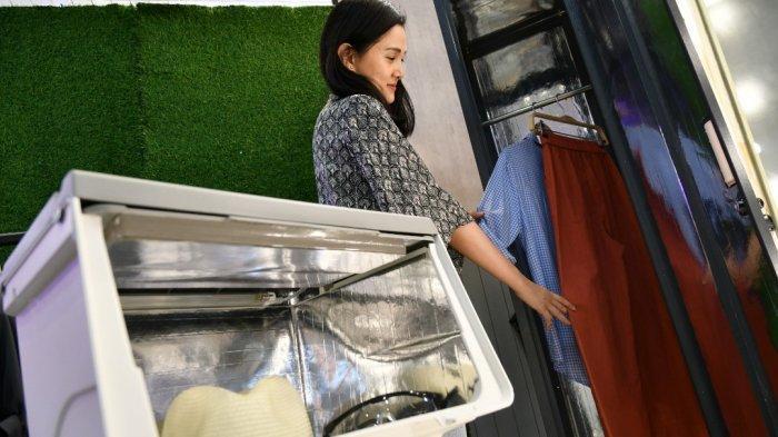 On the Rocks Sediakan UV Sterilizer Box untuk Jaga Keamanan Pengunjung saat Berbelanja