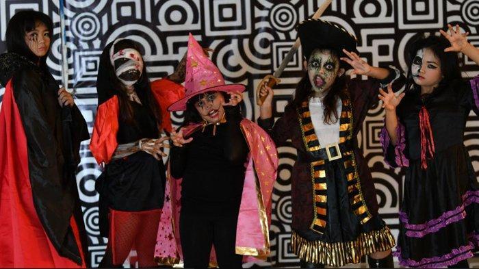 Sempat Terdampak Pandemi, Persewaan Kostum Halloween Mulai Panen Rejeki