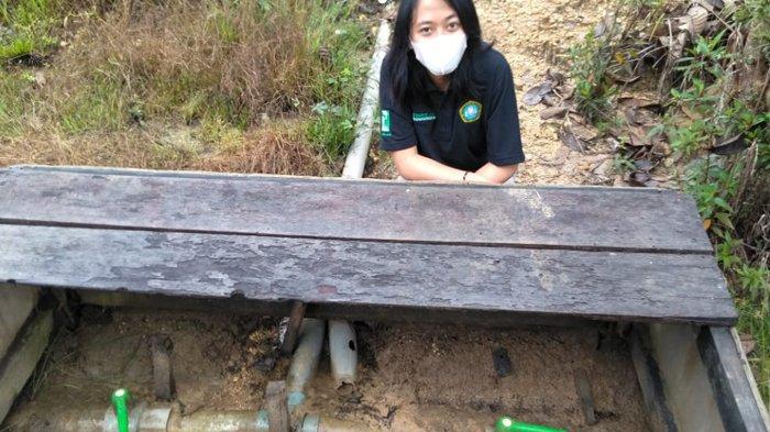 Putri Puryundari Bantu Pendistribusian Air Bersih di Kampung Halaman Lewat Sistem Perpipaan