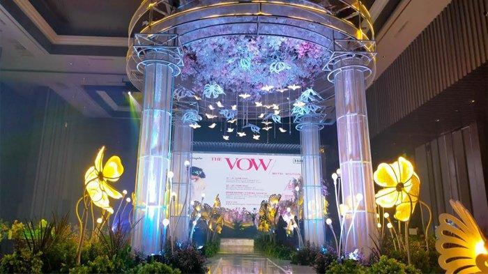 Resepsi Pernikahan di DoubleTree by Hilton, Ada Grand Ballroom hingga Ruang 360 Derajat City View