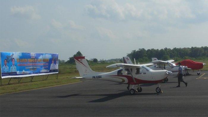 Kendarai Paramotor, Tim Garuda Terbang Akan Jelajahi Langit Jember
