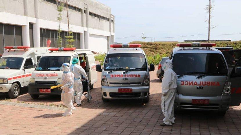 126 Relawan Jadi Sopir Ambulance di Surabaya, Siap Operasi 24 Jam
