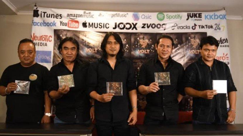 Meluncurkan Album Perdana, 9 Volt Ingin Hidupkan Kembali Popularitas Rock di Surabaya