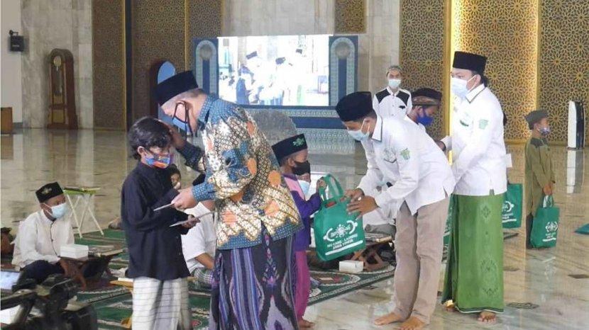 NU Jatim Luncurkan Program Khusus, Peduli Yatim Korban Covid-19