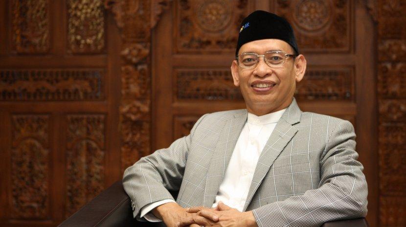 Prof Dr Mohammad Nasih SE MT Ak, Rektor Universitas Airlangga Periode 2020-2021