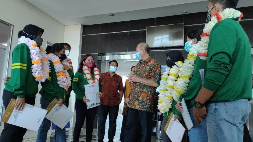 UM Surabaya Kirim Sembilan Mahasiswa Berlaga di Ajang PON Papua 2021, Berikut Biodatanya