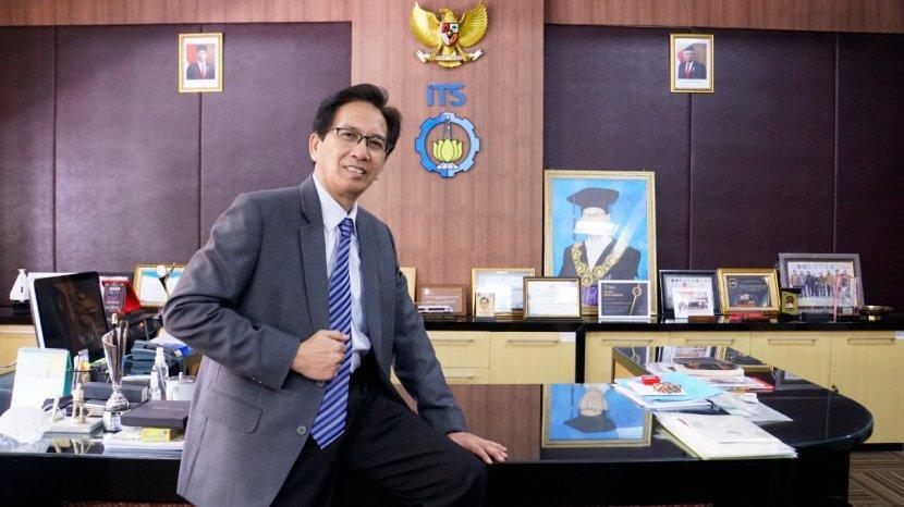 Prof Dr Ir Mochamad Ashari MEng, Rektor ITS Periode 2019-2024