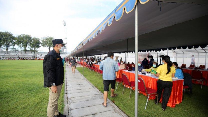 Warga Tak Perlu Antre, Vaksinasi di G10N Surabaya Bakal Pakai Undangan Bergelombang