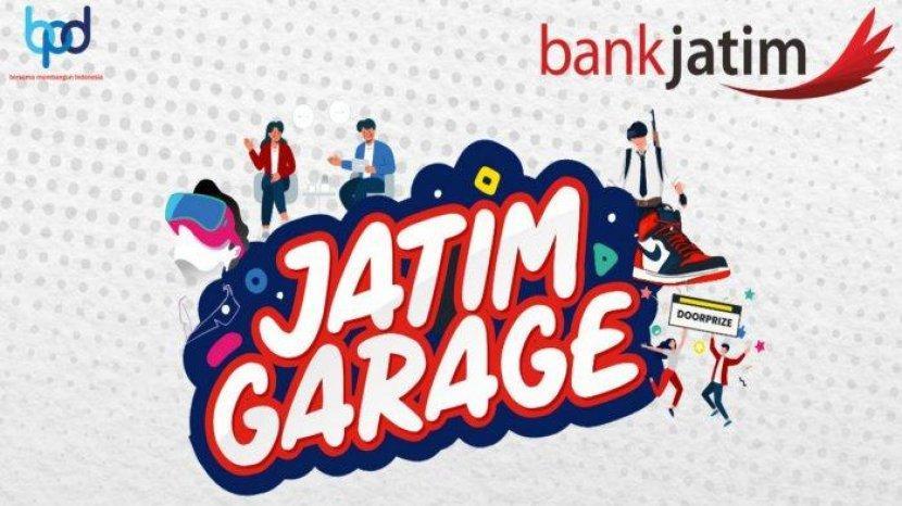 Bank Jatim Gelar JATIM GARAGE, Ada Kompetisi PUBG Hingga Hadiah Sneakers