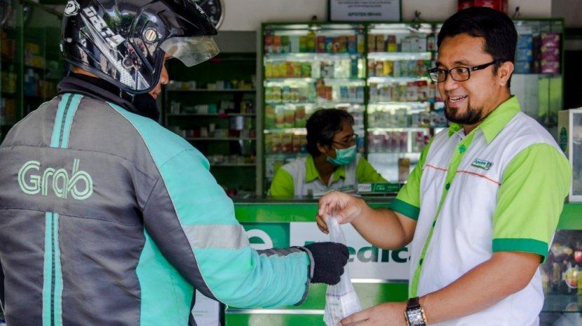 Grab Indonesia Bantu Tingkatkan Kualitas Hidup UMKM dan Gig Worker Surabaya Sebanyak 15 Persen