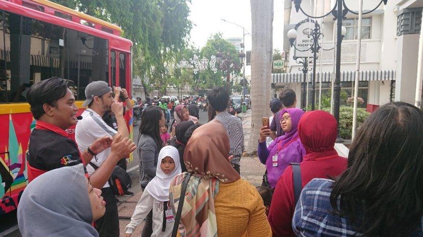 Surabaya Heritage Track Terima Banyak Masukan dari Berbagai Pihak untuk Tentukan Destinasi