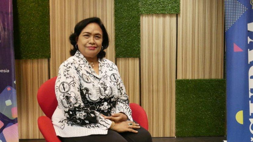 Jadi Ketua PGRI Surabaya, Agnes Warsiati Ajak Anggotanya Lebih Aktif dan Kreatif