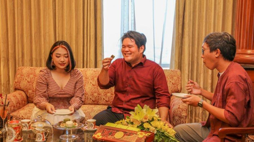 Rayakan Mid-Autumn Festival, JW Marriott Surabaya Ajak Influencer Bikin Mooncake
