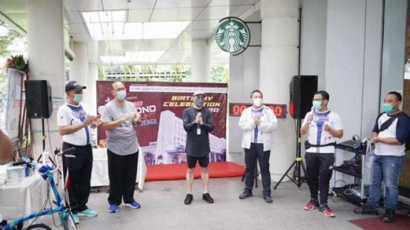Refleksikan Semangat Alm Ang Kang Hoo, National Hospital Luncurkan Buku Biografi pada Ultah ke-8