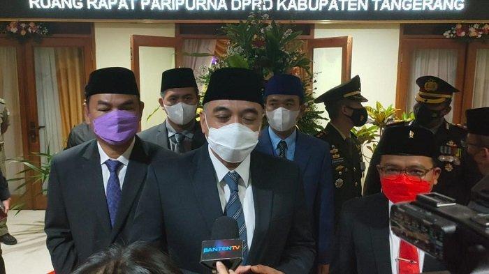 Respon Bupati Tangerang Ahmed Zaki Iskandar terkait Unjuk Rasa Berujung Tindak Kekerasan