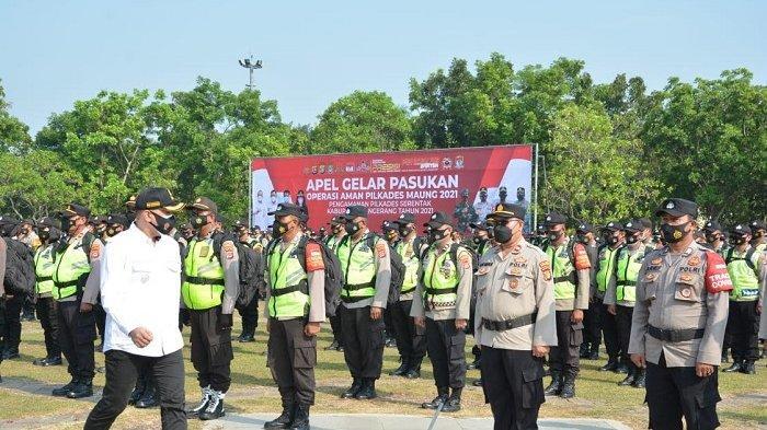 Pendemo Dibanting Polisi hingga Pingsan dan Kejang-kejang, Bupati Tangerang Minta Maaf