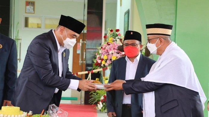 Ahmed Zaki Iskandar Minta MUI Kabupaten Tangerang Tingkatkan Pelayanan Keagamaan