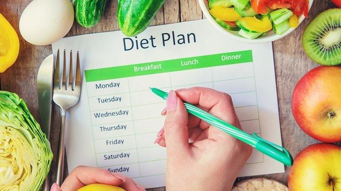 3 Pola Makan Terbaik Berkelanjutan Bikin Badan Sehat Bonus Melangsingkan Tubuh